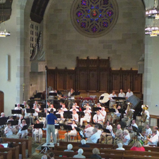 May 18, 2014 concert at First United Methodist Ann Arbor